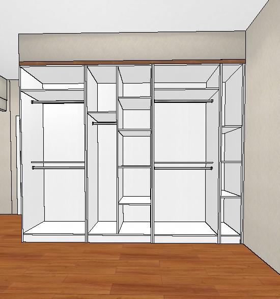 精裝房,哪些家具要全屋定制?定制家具時,有什么要注意的事項?